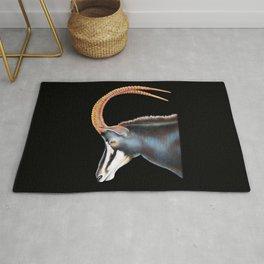 Sable Antelope Rug