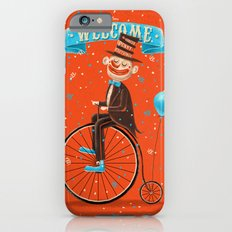 Penny-farthings circus iPhone 6s Slim Case