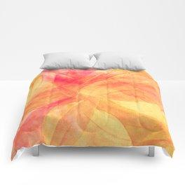 Circular Deconstruction II Comforters