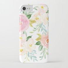 Floral 02 iPhone 7 Slim Case
