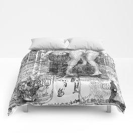 The constellation erotique 3511 Comforters