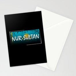 Nur-Sultan Stationery Cards