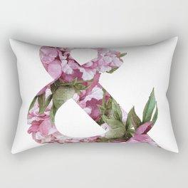 & peonies Rectangular Pillow