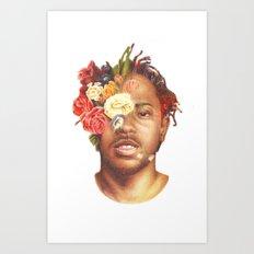 Poetic Justice Art Print
