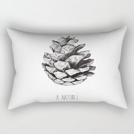 Fir cone Rectangular Pillow
