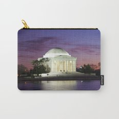 Jefferson Sunset Carry-All Pouch