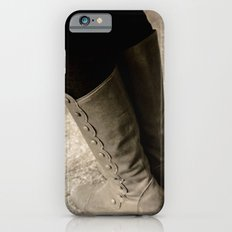 A Lady's Boots Slim Case iPhone 6s