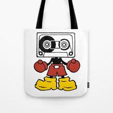 Mix-Tape Tote Bag