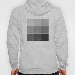 9 Shades of Black Hoody
