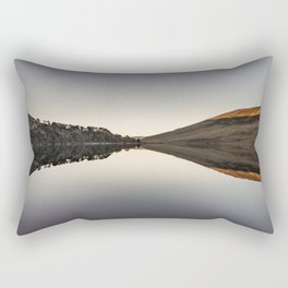 Lough Tay, Wicklow, Ireland Rectangular Pillow