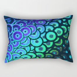 HoloScales Rectangular Pillow