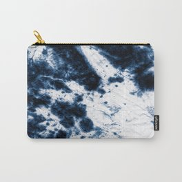 Boho Paper Tie-Dye Carry-All Pouch