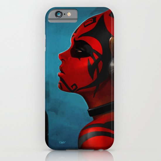 DARTH TALON iPhone & iPod Case
