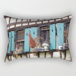 Cute series of windows Rectangular Pillow