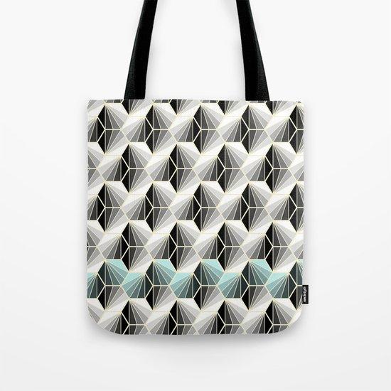 Natural Geometry Tote Bag