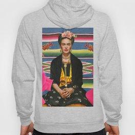 Frida Kahlo Folclore Hoody