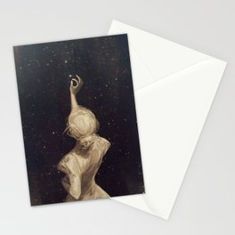The Old Astronomer  Stationery Cards