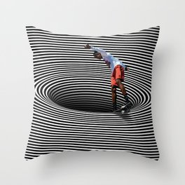 Sk8er Throw Pillow