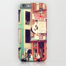 Ernest Tube Record Shop iPhone 6s Slim Case