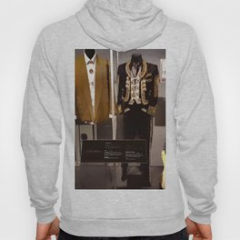 Stevie Ray Vaughan Exhibit - Family Style Hoody