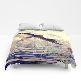 Catch of the Day Comforters