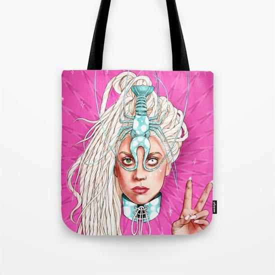Take Me To Your Planet Tote Bag
