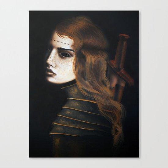 Bloodthirsty Canvas Print