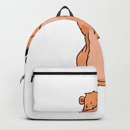 Respect the Groundhog Backpack