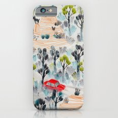 Abandoned railway iPhone 6s Slim Case