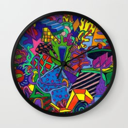 hop skip Wall Clock
