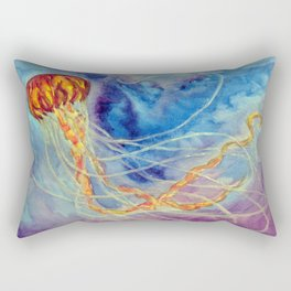 just a jelly Rectangular Pillow