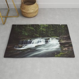Szklarka creek - Landscape and Nature Photography Rug