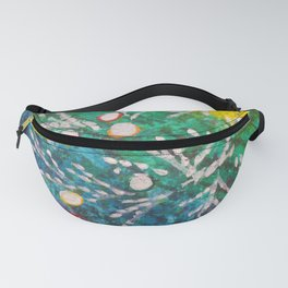 Leaves on the World Tree: Brahui Juniper Fanny Pack