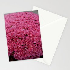 Like a little pink tuffet Stationery Cards
