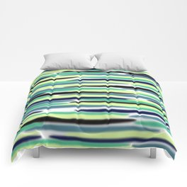 Abstract pattern 154 Comforters
