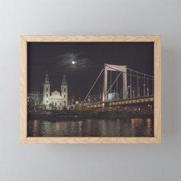 Budapest Framed Mini Art Print