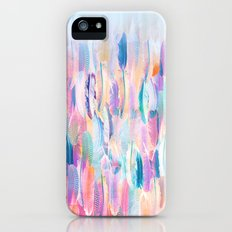 Candy Feathers  iPhone (5, 5s) Slim Case