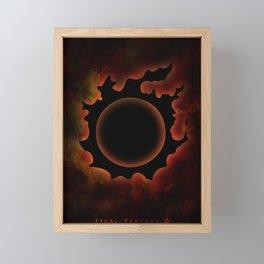 Dalamud Framed Mini Art Print