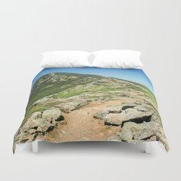 Mountain Ridge Duvet Cover