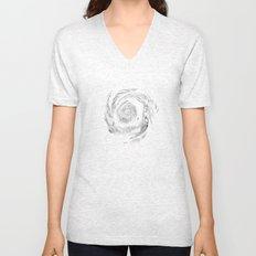 Spiral Galaxy 1 Unisex V-Neck