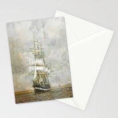 The Kruzenshtern Stationery Cards