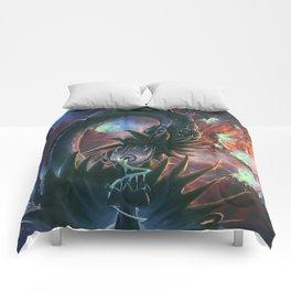 Lovecraft Eye - By Lunart Comforters