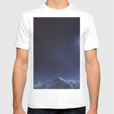 Mindtravel Mens Fitted Tee White MEDIUM