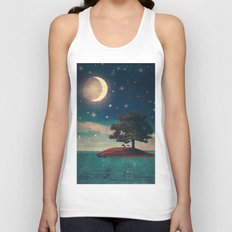 A Quiet Place for Two Unisex Tank Top