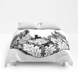 Commune With Nature Comforters
