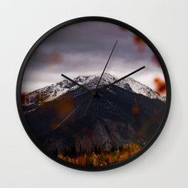Silverthorne, USA Wall Clock