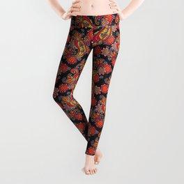 paisley exotique Leggings