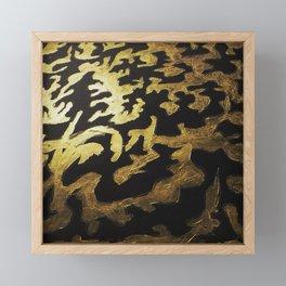 Stay Grounded Framed Mini Art Print