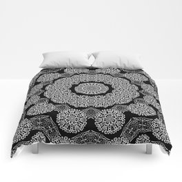 Damascus ornament  #Damascus #lace #Damascus pattern Comforters