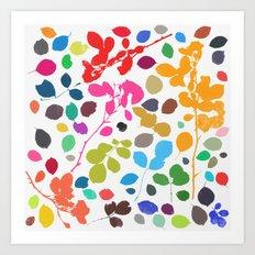 wildrose 2 Art Print